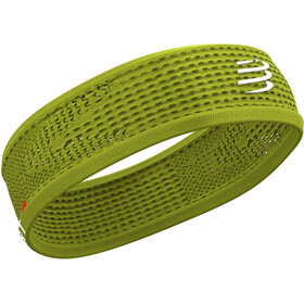 Compressport On/Off Dunne Hoofdband, lime